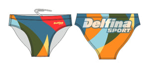 Gallery male water polo + swim brief 14