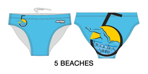 Gallery male water polo + swim brief 15