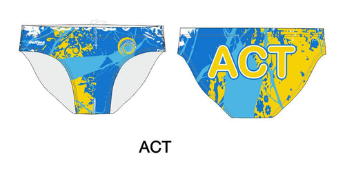 Gallery male water polo + swim brief 19