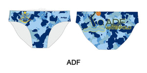 Gallery male water polo + swim brief 30