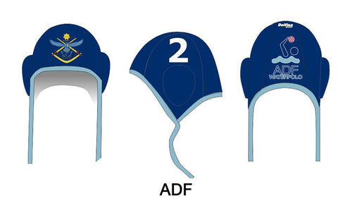 Gallery water polo and swimming cap 15