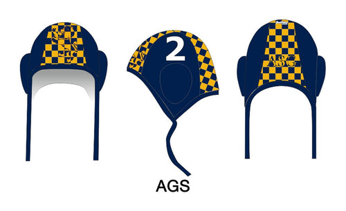 Gallery water polo and swimming cap 21