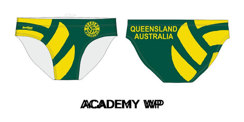 Gallery male water polo + swim brief 18