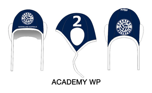 Gallery water polo and swimming cap 2