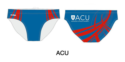 Gallery male water polo + swim brief 20