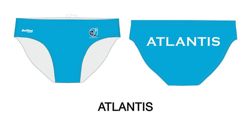 Gallery male water polo + swim brief 40