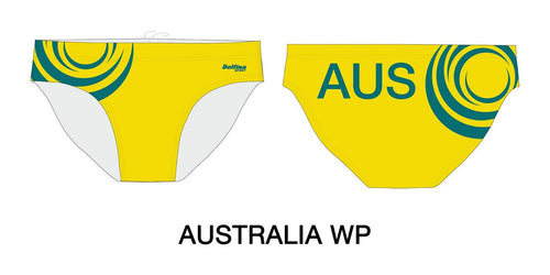 Gallery male water polo + swim brief 45