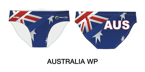 Gallery male water polo + swim brief 48