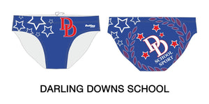 Gallery male water polo + swim brief 119