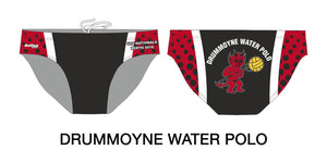 Gallery male water polo + swim brief 127