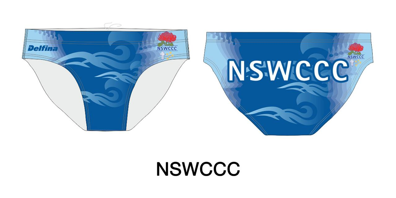 Gallery male water polo + swim brief 251