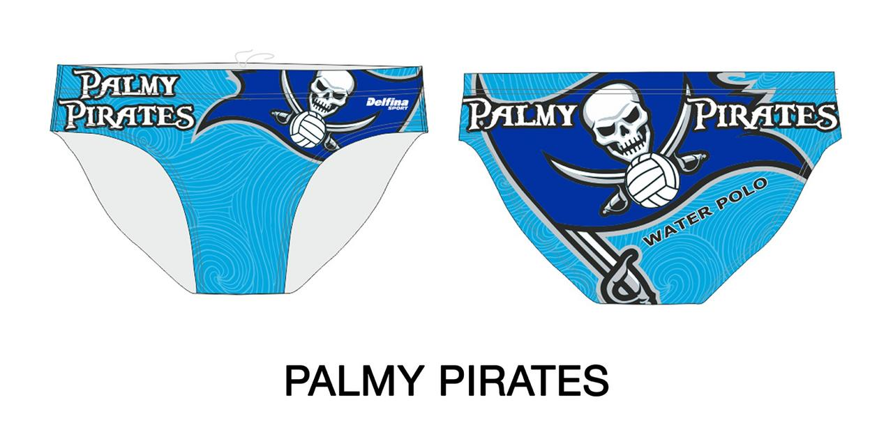 Gallery male water polo + swim brief 270