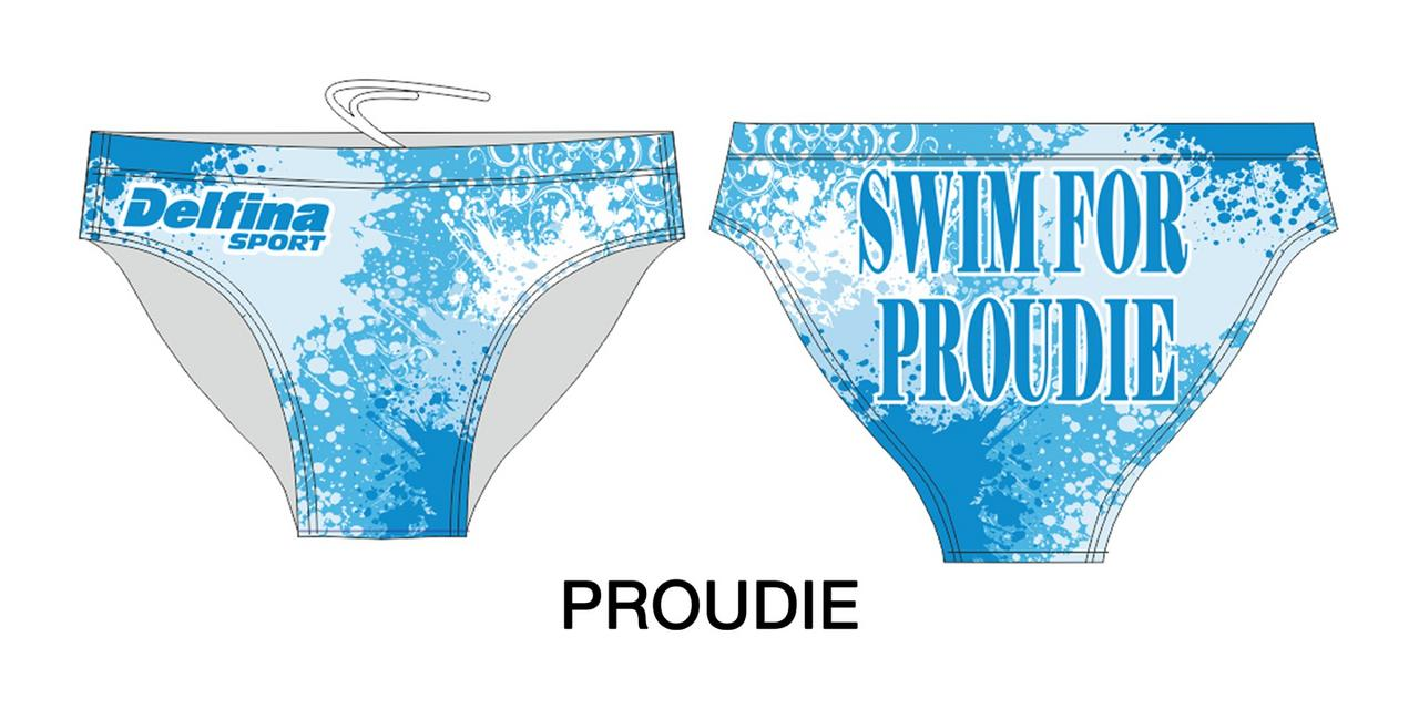 Gallery male water polo + swim brief 295