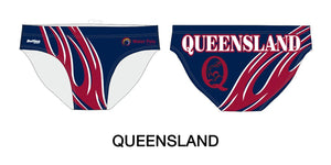 Gallery male water polo + swim brief 307