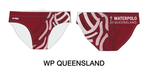 Gallery male water polo + swim brief 491