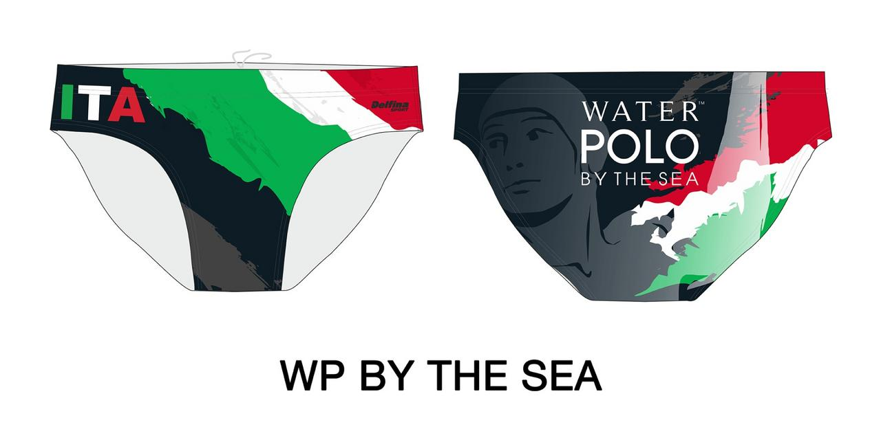 Gallery male water polo + swim brief 484