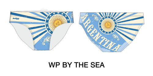 Gallery male water polo + swim brief 485