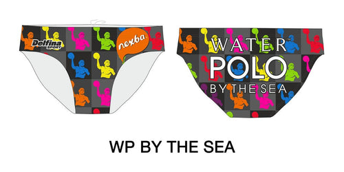 Gallery male water polo + swim brief 486