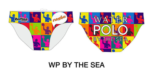 Gallery male water polo + swim brief 487