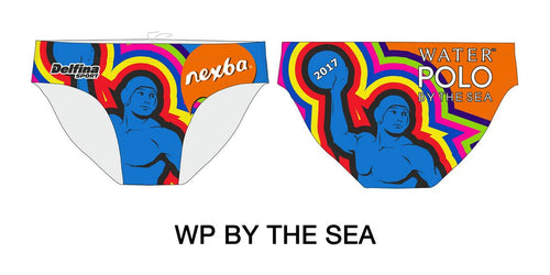 Gallery male water polo + swim brief 488