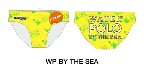 Gallery male water polo + swim brief 489