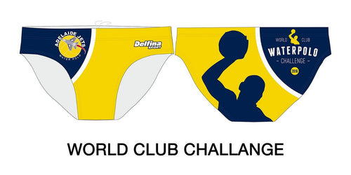 Gallery male water polo + swim brief 459