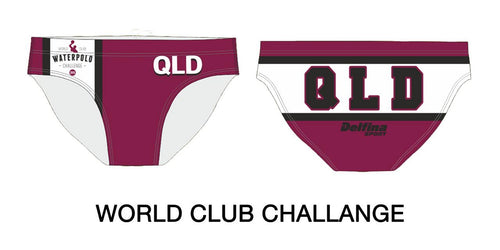 Gallery male water polo + swim brief 469