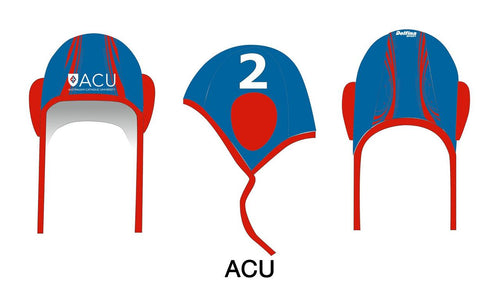 Gallery water polo and swimming cap 6