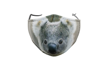 Load image into Gallery viewer, Koala Washable Face Mask