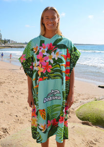 Tropical Hooded Towel
