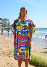 Load image into Gallery viewer, Mulga Colour Hooded Towel