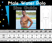 Load image into Gallery viewer, Arctic Male Water Polo Costume