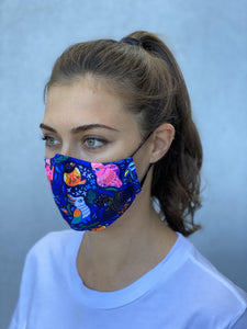 Australian Birds Washable Face Mask