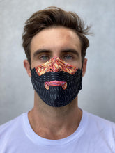Load image into Gallery viewer, Mulga Beard Washable Face Mask