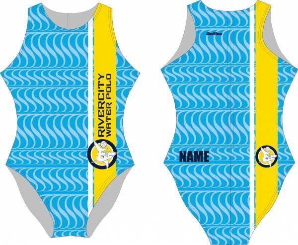 River City Female Water Polo Suit
