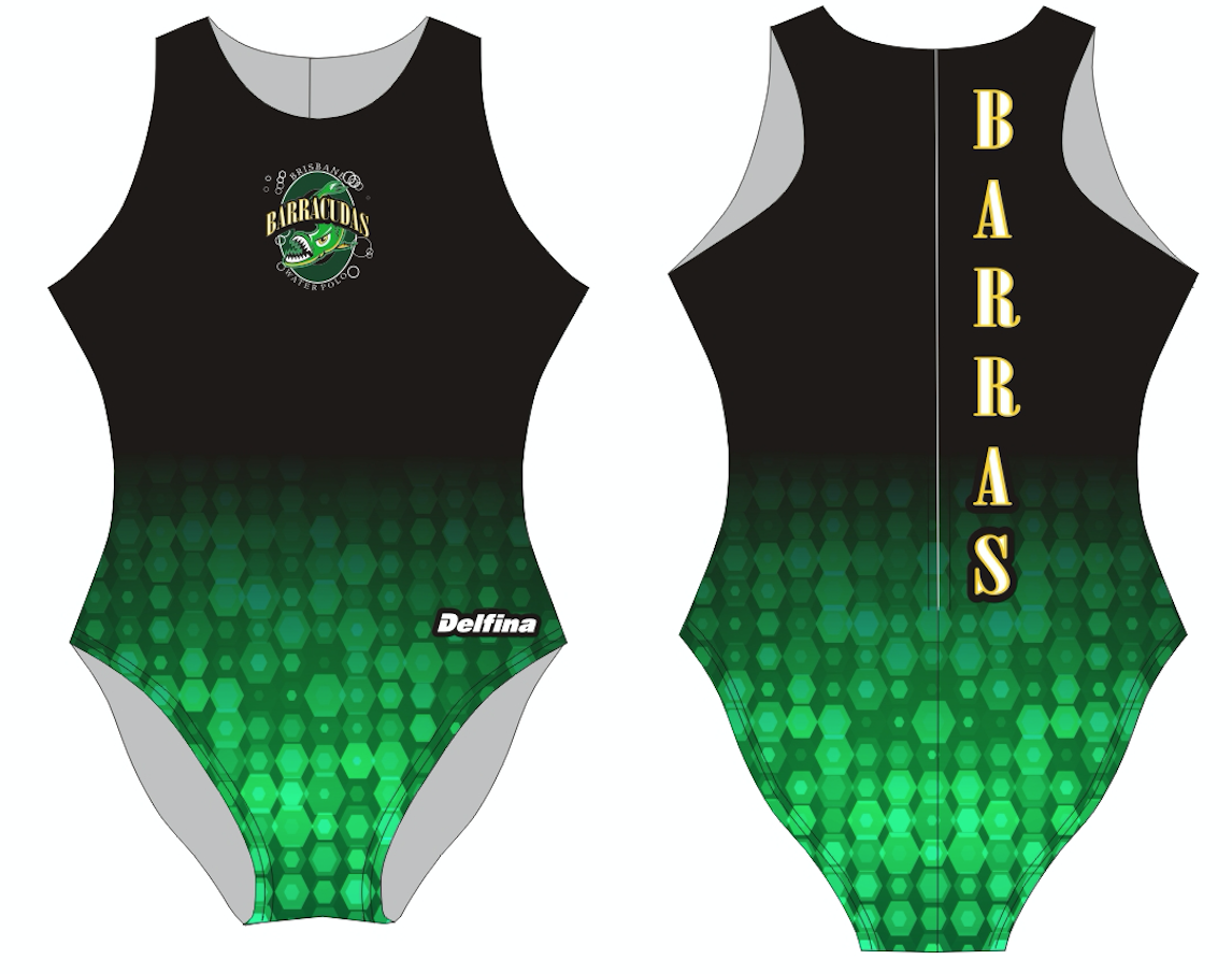 Barras Female Water Polo Suit