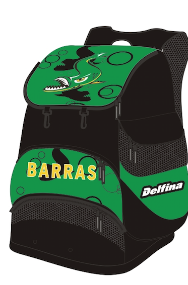 Barracudas Large Bag