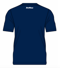 Load image into Gallery viewer, Adelaide Jets Club Cotton Tee - Navy