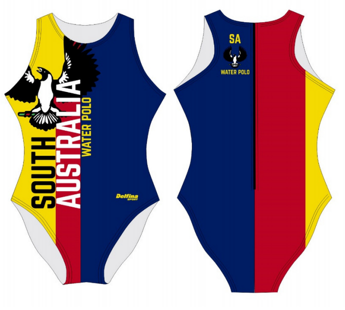 WPSA Female Water Polo Suit