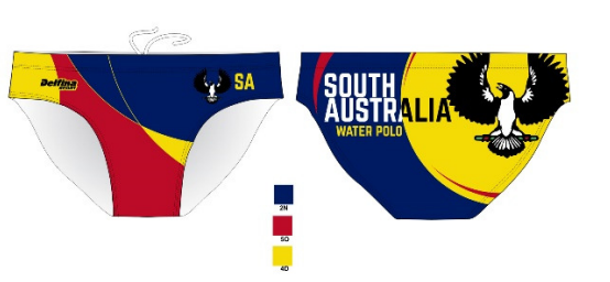 WPSA Male Water Polo Suit
