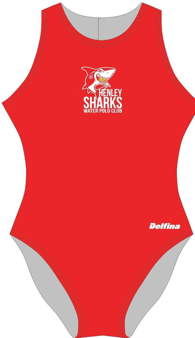 Henley Female Waterpolo Suit