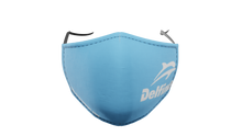 Load image into Gallery viewer, Delfina Blue Washable Face Mask