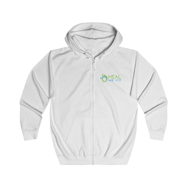 Heal Me Fit Full Zip Hoodie