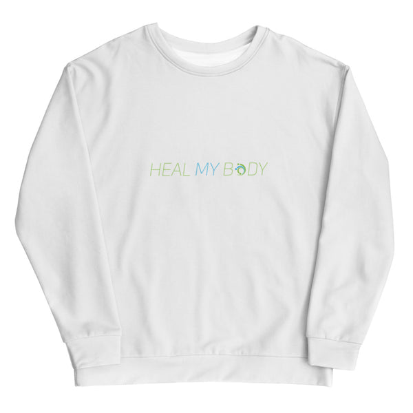 """Heal My Body"" Sweatshirt"