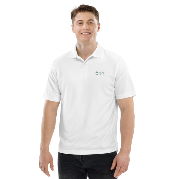 Heal Me Fit Performance Polo