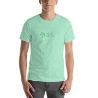 Heal Me Fit Colored Tee