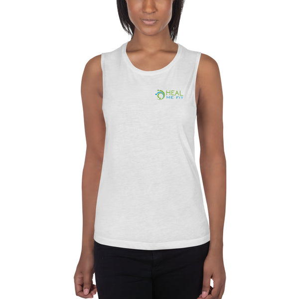 Heal Me Fit Muscle Tank