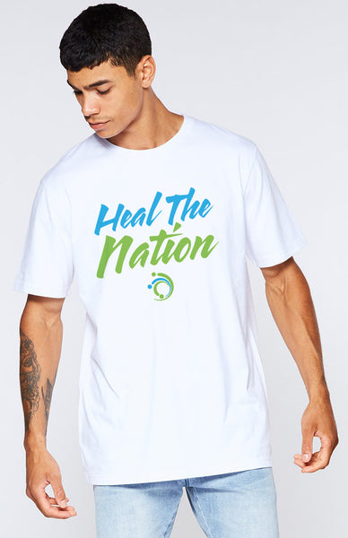 """Heal The Nation"" Tee"