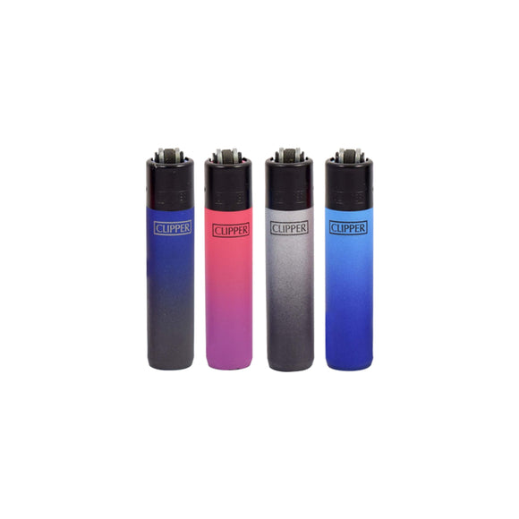 Clipper Gradient Refillable Micro Lighter Collection