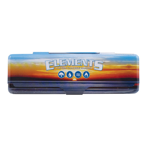 Elements King Size Metal Case